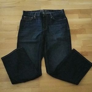 Old Navy mens loose ample jeans 34x30